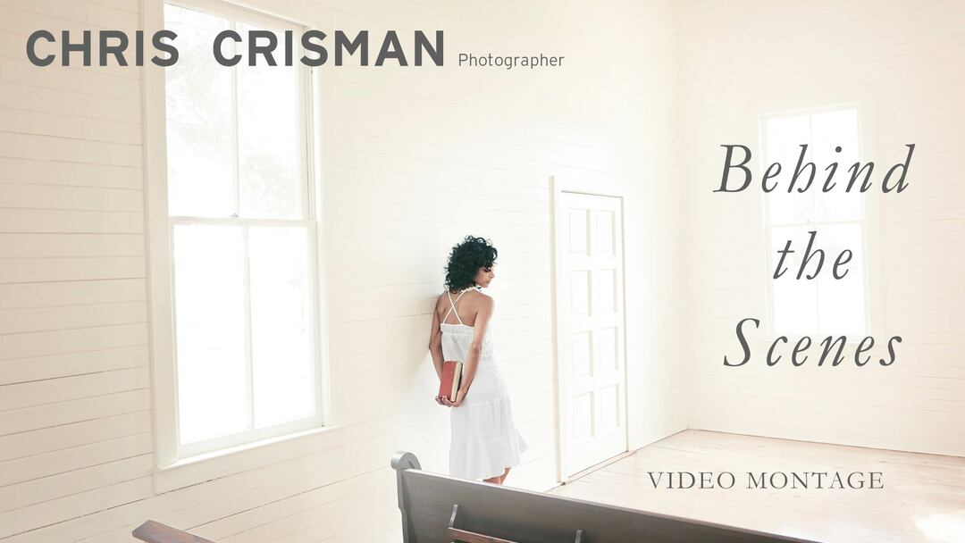 Chris Crisman Photography - Florida (BTS)