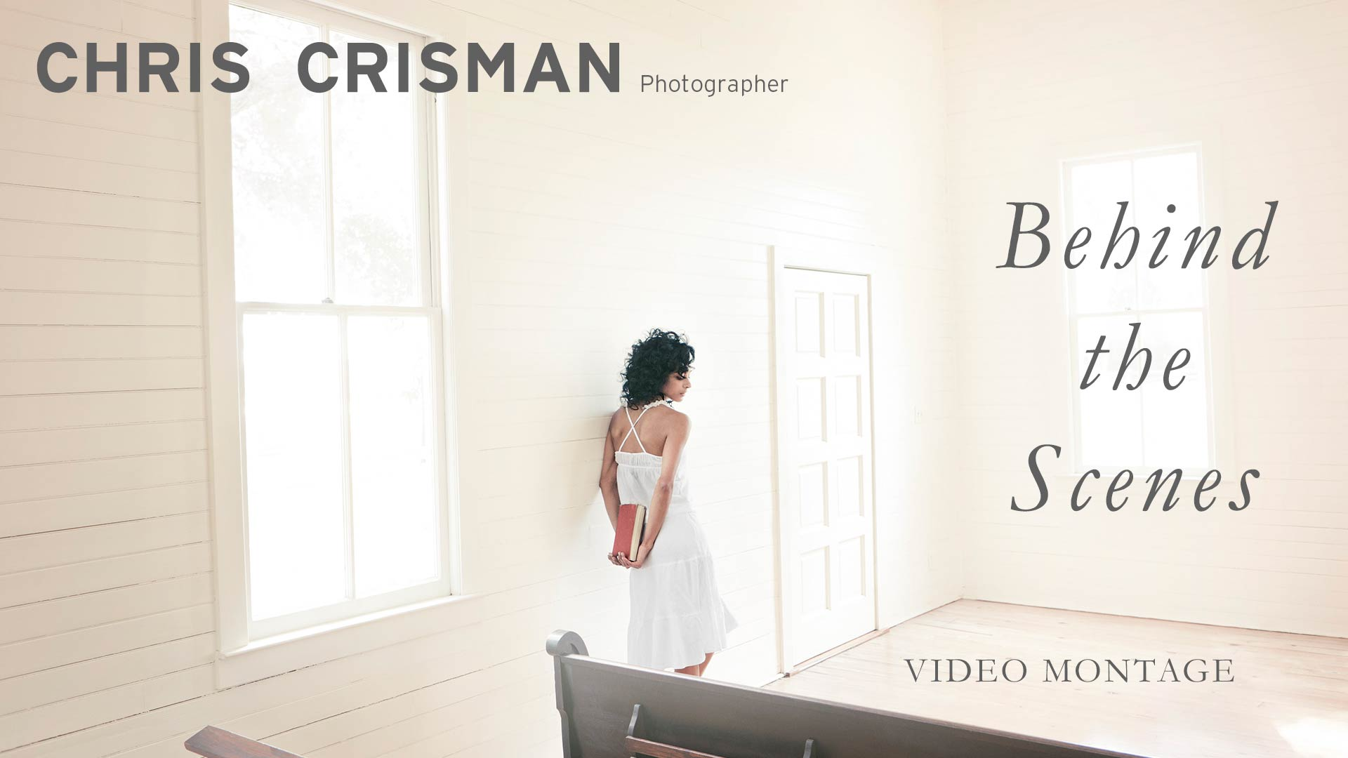 Chris Crisman Photography: Florida BTS