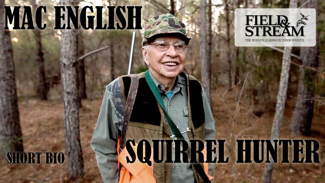 Mac English: Squirrel Hunter