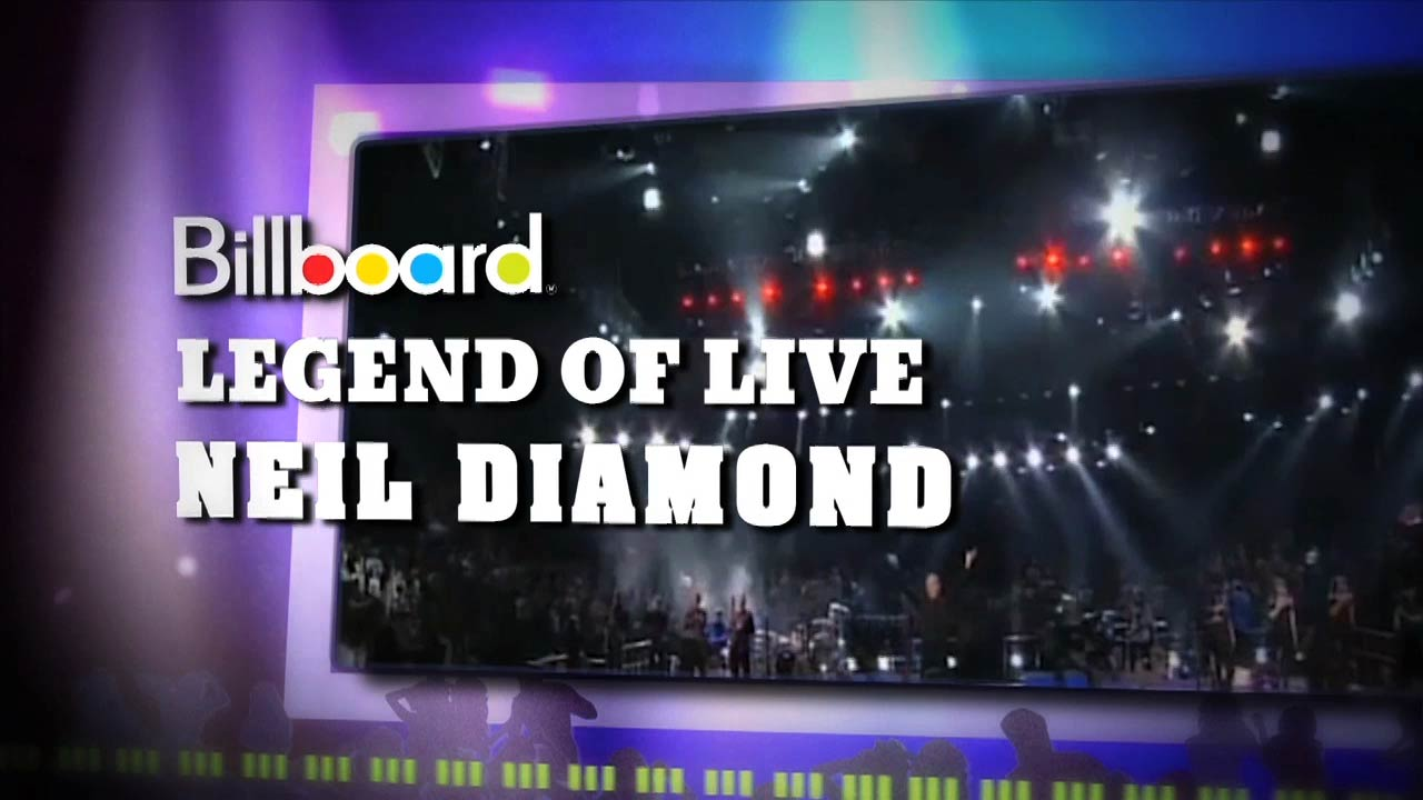 Neil Diamond: Legend of Live
