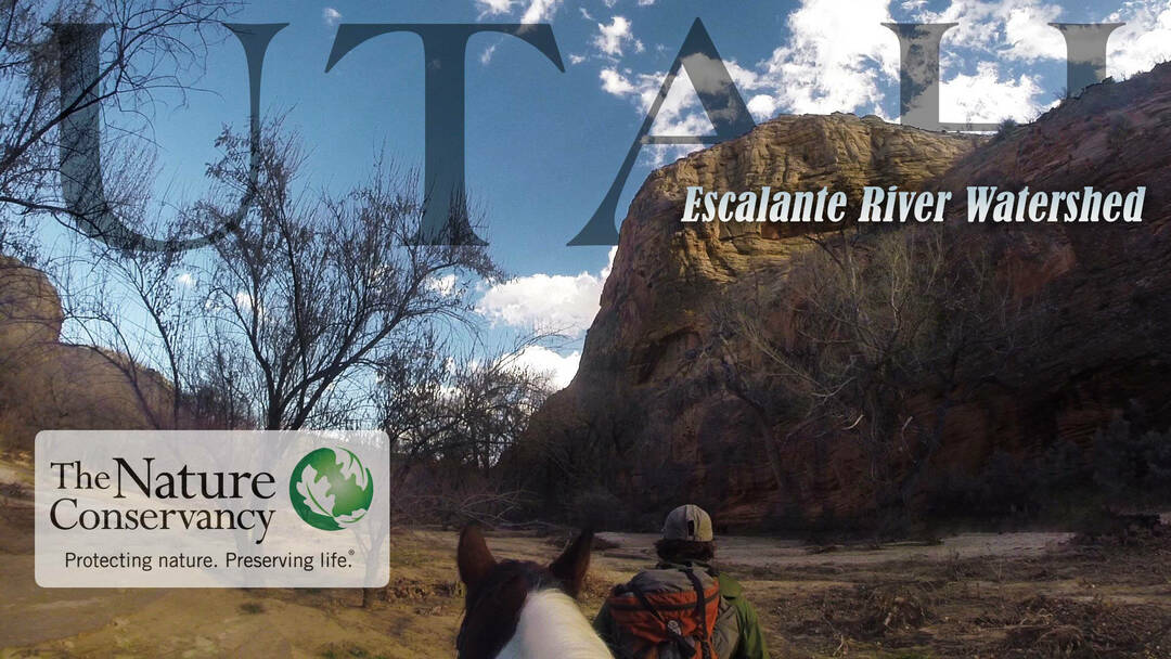 Nature Conservancy Magazine: Escalante River, Utah