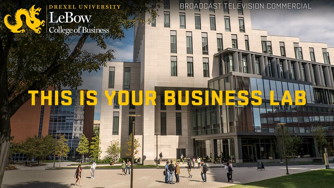 TV ad: Drexel University