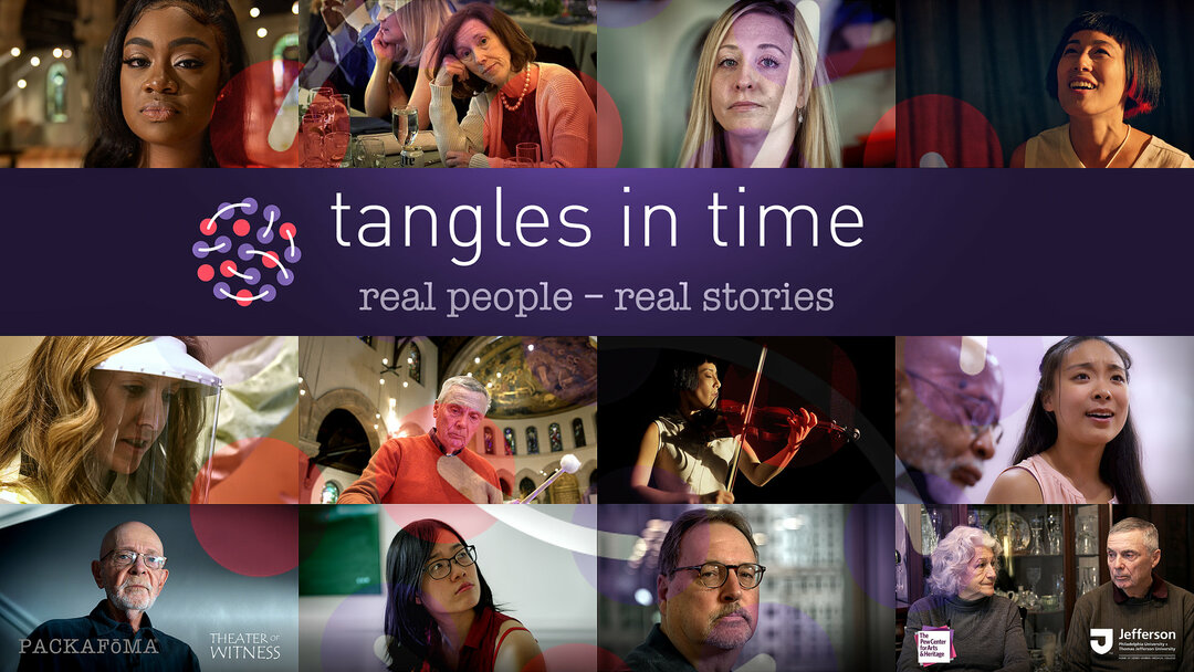 Tangles in Time trailer